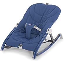 Chicco New Pocket Relax - Hamaca , hasta 9 kg, color azul oscuro