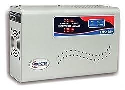 Microtek EM5170+ Voltage Stabilizer For AC upto 2 Ton (170-270V)