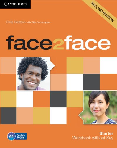 face2face. Starter: Workbook without Key