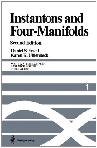 Instantons and Four-Manifolds (Mathematical Sciences Research Institute Publications, Band 1)