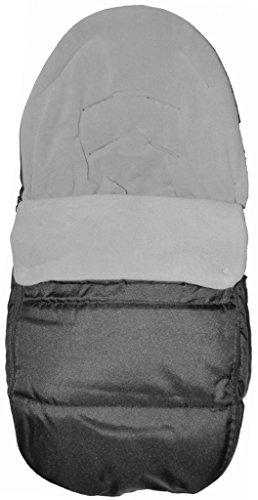Imagen para Asiento de coche para saco/Cosy Toes Compatible con Recaro Privia recién nacido asiento de coche delfín gris