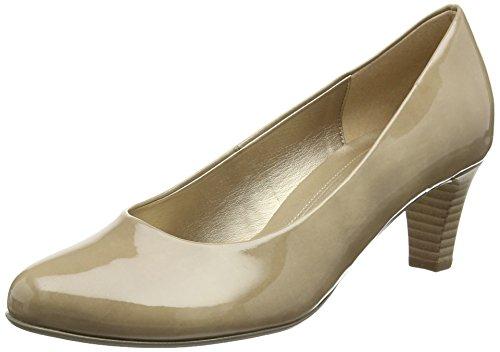 Gabor Vesta 2, Scarpe con Tacco Donna Beige (74 beige)