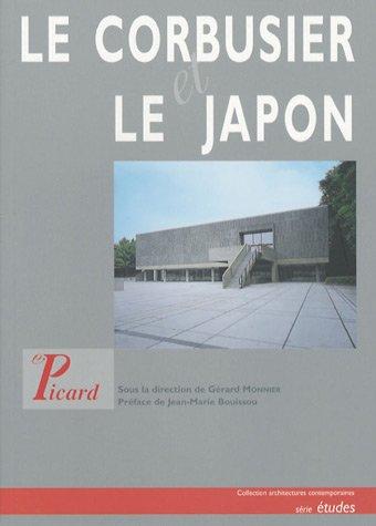 Le Corbusier et le Japon par Gérard Monnier, Collectif