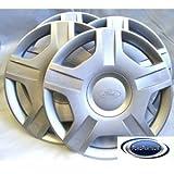 Genuine Ford Parts Radkappen für Ford Fiesta MK6, 14 Zoll, 4 Stück - 4-er Set
