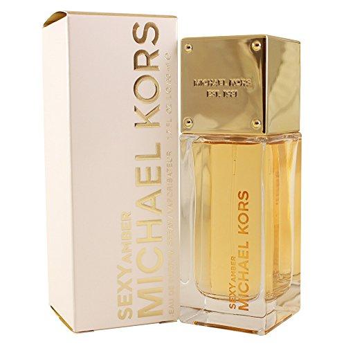 Michael Kors Sexy Amber femme / woman, Eau de Parfum, Vaporisateur / Spray 50 ml, 1er Pack (1 x 1 Stück)