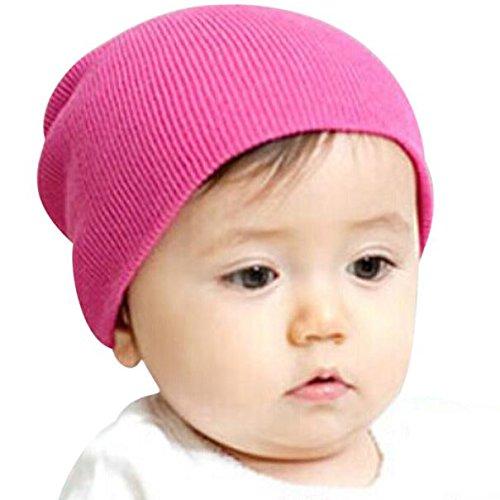 Männer Der Für Trachten Welt (Baby Junge Mädchen Baumwolle Beanie, zahuihuiM Kinder Herbst Winter Weich Warm Strickmütze (Hot)