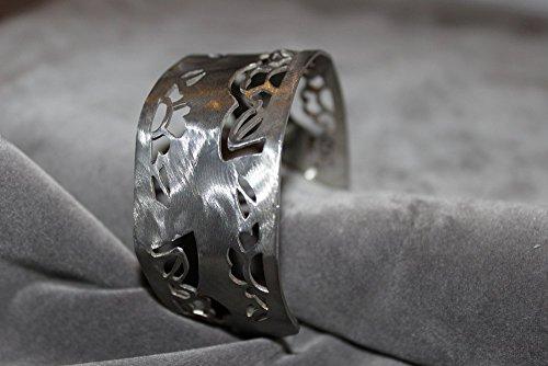 prato-di-fiori-bracciale-rigido-argento-925
