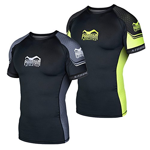 Phantom Athletics Rashguard STORM Nitro - Shortsleeve
