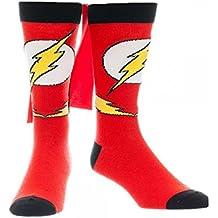 DC cr3ecfdco Comics Flash calcetines de capa