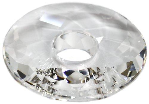Originaler SWAROVSKI ELEMENTS Kristall Glas Tropfteller/ Tropfschale mit Siegel, verpackt