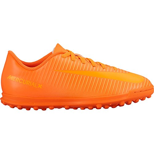 Nike 831954-888, Chaussures de Football Mixte Adulte Orange