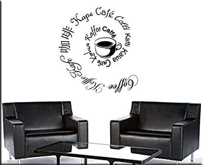 Compra Adesivi Murali Bar Wall Stickers Cucina Frasi Arredo Bar ...