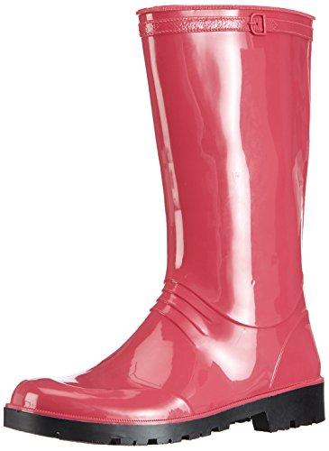 Chuva Iris DAMESLAARS PVC Roze 41 Damen Halbschaft Gummistiefel Pink (Rosa(Roze) 07)