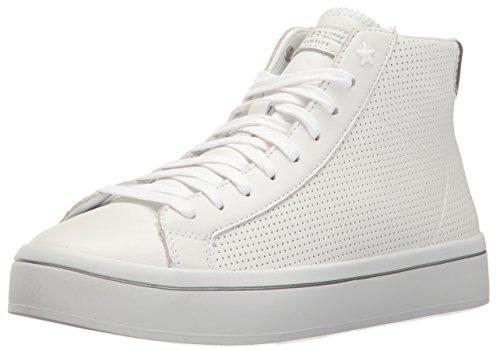 Skechers Hi Lite No Dice Scarpe a Colo Alto Donna, Bianco, 39.5 EU