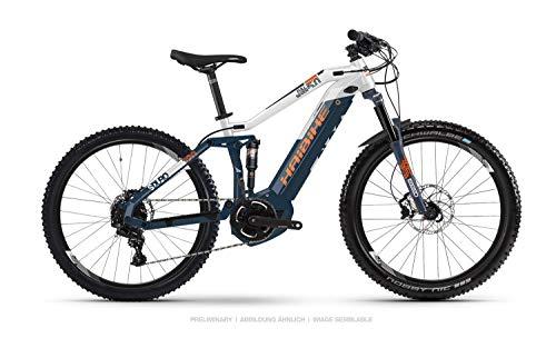 Haibike Sduro FullNine 5.0 29'' Pedelec E-Bike MTB blau/weiß/orange 2019*