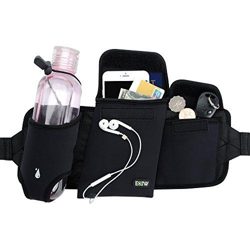 EOTW Cinturones de Hidratación Riñonera para Movil llaves tarjetas o