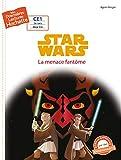 1ères lectures (CE1) Disney - Star Wars nº4 : La menace fantôme