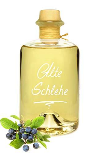Alte Schlehe 0,7L Schlehengeist zart und unwiderstehlich 40% Vol.