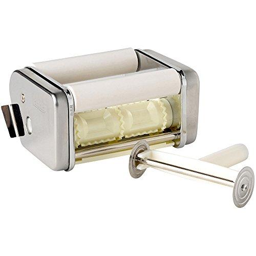 Ibili Italia Aufsatz Ravioli Nudelmaschine 773100 Erweiterung Ravioliaufsatz