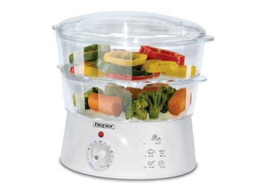 BEPER-90-501-Vaporera-cocina-a-vapor-doble-Caja-400-W