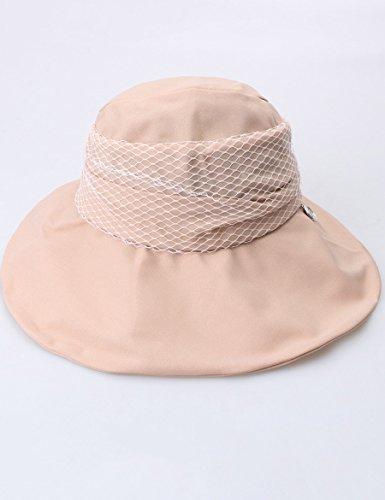 Femme Été En plein air Le Sun Hat Sunscreen UV Coloré en couleur Sun Hat Beach Cap ( Couleur : 3 ) 2