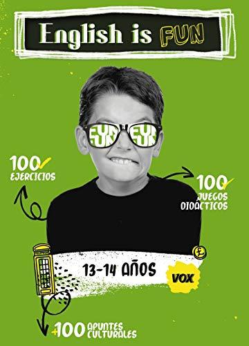 English is Fun / 13-14 años Vox - Lengua Inglesa