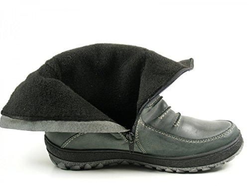 Manitu 990961 bottes & bottines femme Grau