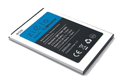 Batería Bateria Interna Recargable Battery Woxter Zielo Z400 / Z420 HD / Z800 HD NUEVO