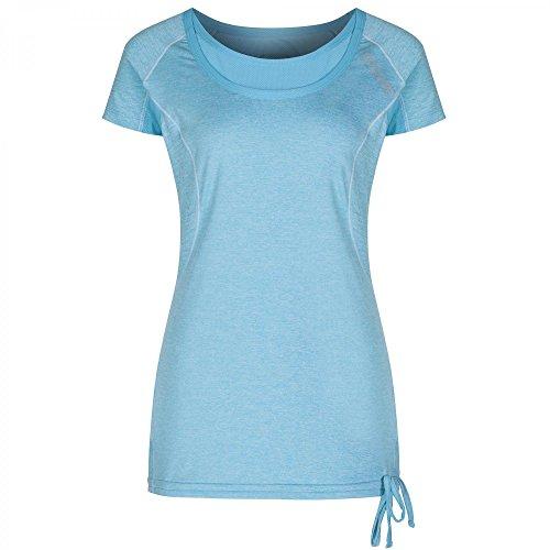 Regatta Dames Breakbar II T-Shirt RRP £25 Atoll Blue