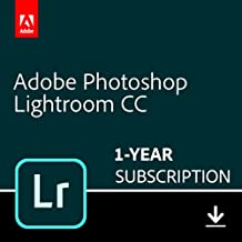 Adobe Photoshop Lightroom CC | 1 Year Licence |Online Code & Download