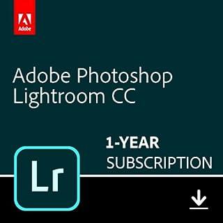 Adobe Photoshop Lightroom | Standard | 1 Year | PC/Mac | Download (B076JKKCYH) | Amazon Products
