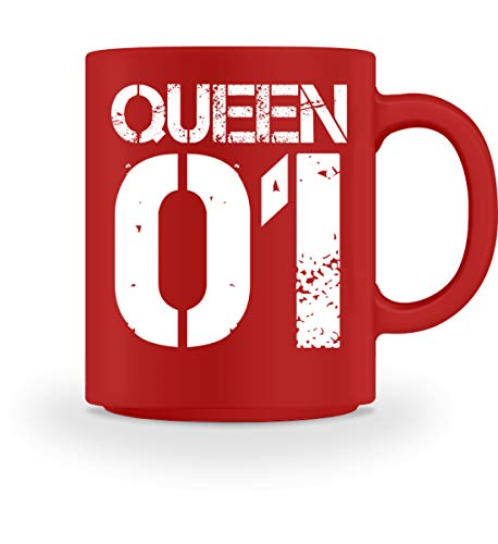 Queen 01 Kaffeetasse Für Die Mama - Paar -