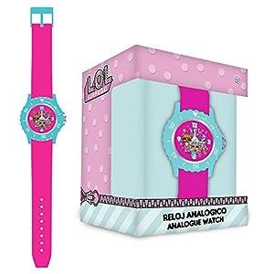 LOL Surprise Reloj analogico (26-0458), Multicolor (ARTESANIA CERDA 1)