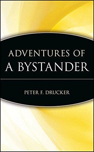 Adventures of a Bystander (Trailblazers)