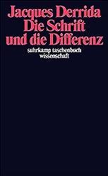 Die Schrift Und Die Differenz