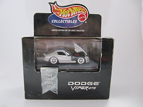 hot-wheels-collection-ctibles-dodge-viper-gts-vielteilig-revetement-special-pour-les-collectionneurs