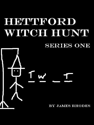 Hettford Witch Hunt, Series One: Comedy Horror (English Edition ...
