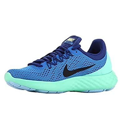 Nike Damen 855810-401 Traillaufschuhe, Blau (Fountain Blue/Black/Deep Royal Blue), 41 EU