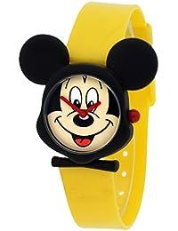 Disney Jungen-Armbanduhr Analog Quarz Plastik DIS004