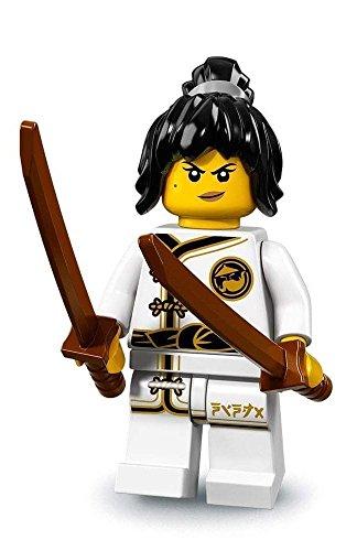 Lego The Ninjago Movie 71019 Figur - diverse Minifiguren Nya Wu-Cru (Lego Batman-anzüge Minifiguren)
