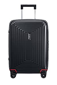SAMSONITE Neopulse Spinner 55-2.3 KG Hand Luggage, cm, 44 liters, Black (Matte Black)