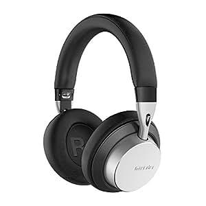 Casque audio Stéréo Bluetooth Pliable, Mixcder MS301 Premium APTX - Zéro Latence Casque Sport Sans Fil Léger et Anti-bruit, Ecouteur Supra-auriculaire, Kit Main Libre Pr Apple iPhone Android PC TV
