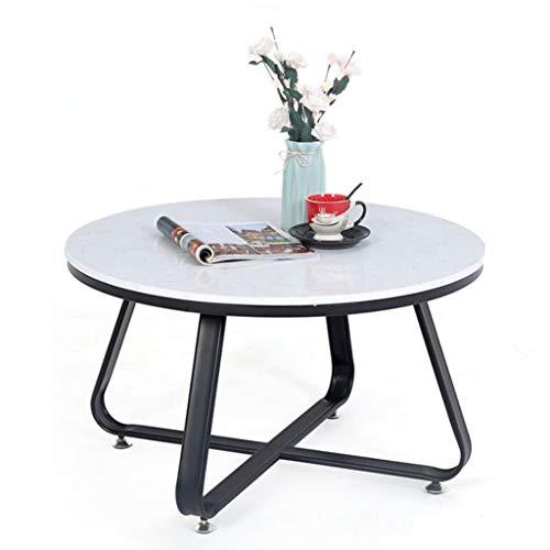 Konsolentisch, Beistelltisch, moderner Couchtisch, kleine Wohnung, Wohnzimmer, kleiner Tisch, rund - Erweiterbar Konsole Tisch