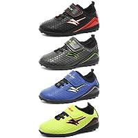 Gola Unisex Kids Apex Vx Velcro Football Shoes