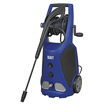 Sealey PW3500 Professional Pressure Washer 140bar with TSS & Rotablast Nozzle 230V by Sealey