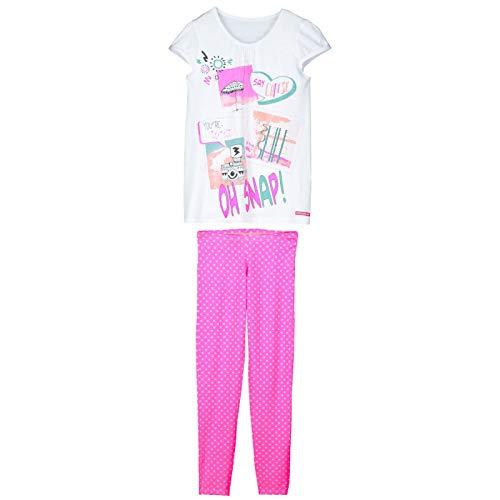 3fd9b4d9899f9 Pyjama tunique + legging fille Caramel - Taille - 12/14 ans (152/
