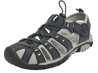 e2320cbf9 Men Boys Trail Hiking Sandals. Closed Toe