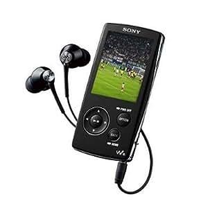 Sony - NW-ZA816B - Walkman Multimédia - 4 Go - Noir