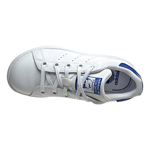 adidas Stan Smith C, Basket mixte enfant Blanc