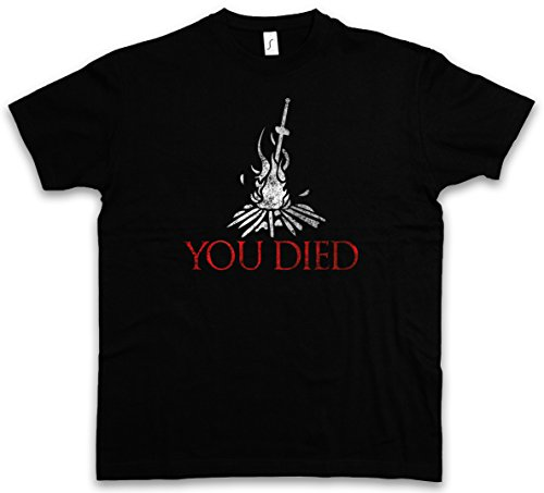 you-died-dark-soul-t-shirt-firelink-shrine-dark-gamer-nerd-souls-game-tamanos-s-5xl
